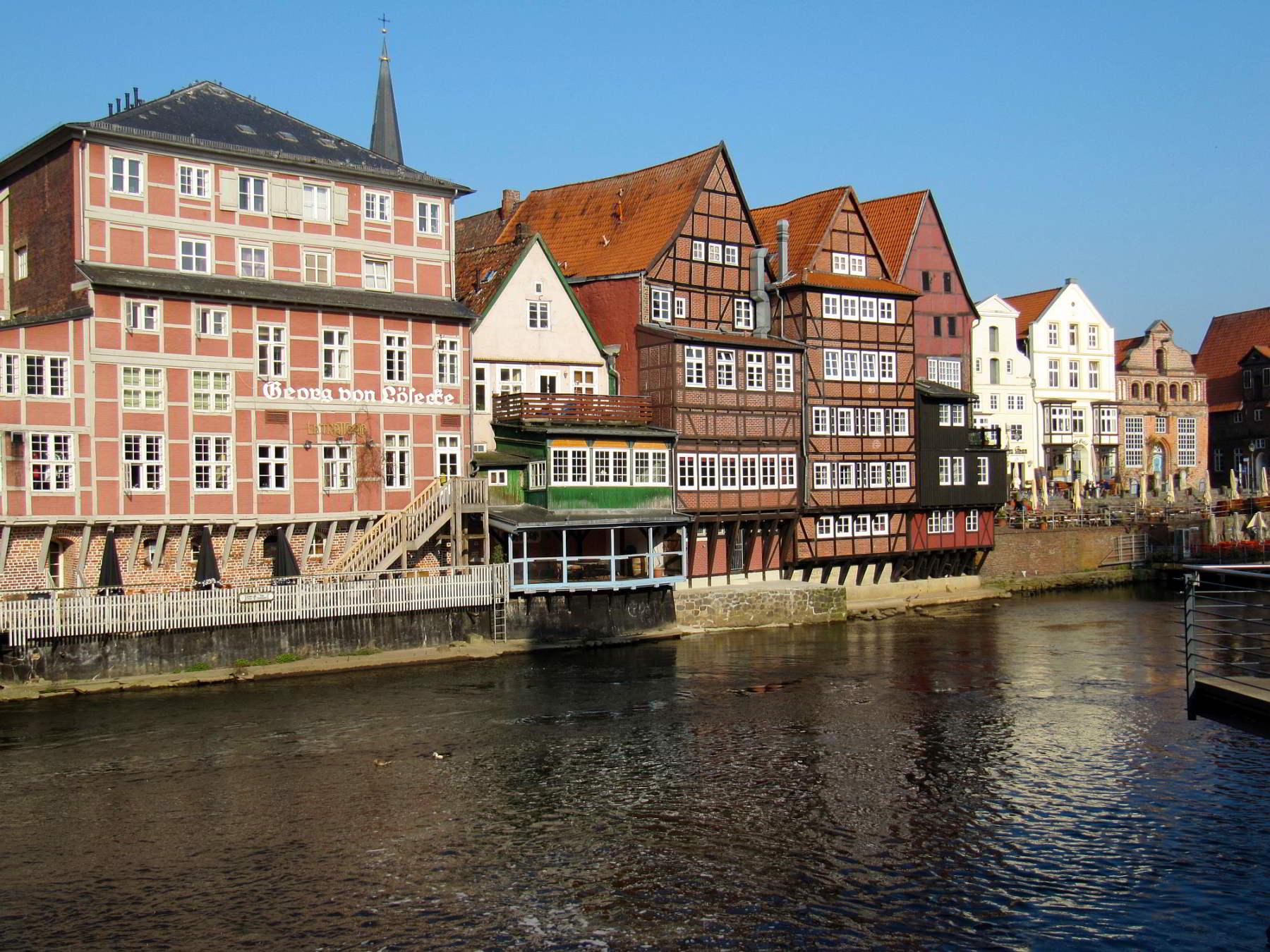 Alexandra Romahn ist Ihre Immobilienmaklerin für Lüneburg und die Nordheide